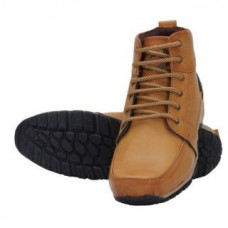Deals, Discounts & Offers on Foot Wear - Mori Mens Tan Ankle Length Boots