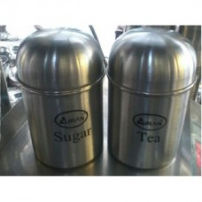 Deals, Discounts & Offers on Home Appliances - Flat 15% off on Canister set of 2 from iDeals