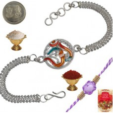 Deals, Discounts & Offers on Home Decor & Festive Needs - Little India Design Religious Rakhi