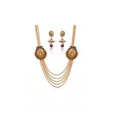 Deals, Discounts & Offers on Women - The Pari  Necklace Set