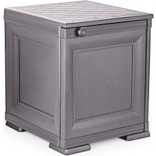 Deals, Discounts & Offers on Home Appliances - Cello Infinity GREY Storage Cabinet