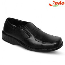 Deals, Discounts & Offers on Foot Wear - Flat 49% off on Indo Black Formal Shoes