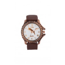 Deals, Discounts & Offers on Men - Tifa White Analog Watch