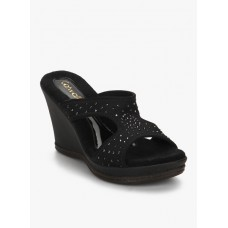 Deals, Discounts & Offers on Women - Flat 50% off on Black Wedges