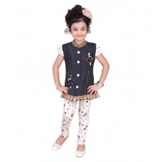 Deals, Discounts & Offers on Kid's Clothing - Faqira Dreeese  Top and Pyjama Set