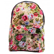 Deals, Discounts & Offers on Stationery - Flat 27% off on HVE Canvas Vintage Backpack