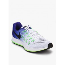 Deals, Discounts & Offers on Foot Wear - Air Zoom Pegasus 33 White Running Shoes