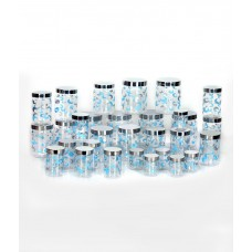 Deals, Discounts & Offers on Home Appliances - Flat 38% off on Steelo 30 pcs PET Container Set