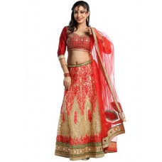 Deals, Discounts & Offers on Women Clothing - Upto 42% off on Designer Gorgeous Lehenga By Chabraa