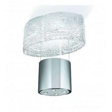 Deals, Discounts & Offers on Home Appliances - Faber Collection Series Nest F-Light Green Island Designer Hood Chimney