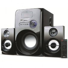 Deals, Discounts & Offers on Entertainment - Mitashi 2.1 Channel Speaker System With Bluetooth