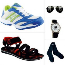 Deals, Discounts & Offers on Men - Rockstep Sports Shoes, Sandal, Socks, Sunglasses, Wallet