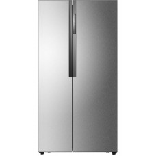 Deals, Discounts & Offers on Home Appliances - HAIER  SIDE BY SIDE REFRIGERATOR