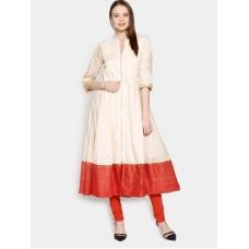 Deals, Discounts & Offers on Women Clothing - Upto 20% off on Biba  Printed Anarkali Kurta