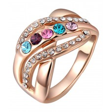 Deals, Discounts & Offers on Women - Flat 60% off on Kaizer legion  Gold Plated Ring