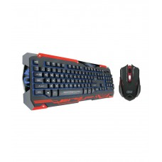 Deals, Discounts & Offers on Computers & Peripherals - Dragon War X Q2 Gaming Keyboard and Mouse