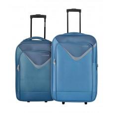 Deals, Discounts & Offers on Accessories - Safari Set of 2 Small & Medium Blue Victory 2 Wheel