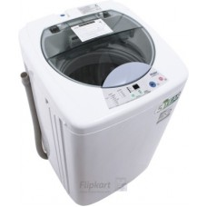 Deals, Discounts & Offers on Home & Kitchen - Haier 6 kg Fully Automatic Top Load Washing Machine