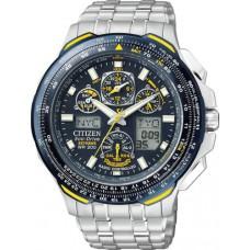 Deals, Discounts & Offers on Men - Citizen Angels Skyhawk Atomic Time Watch