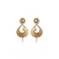 Deals, Discounts & Offers on Women - Flat 92% off on I Jewels White Earrings
