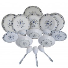 Deals, Discounts & Offers on Home Appliances - Flat 66% off on Czar 24 Pic Dinner Set