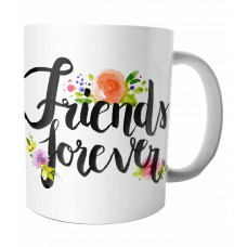 Deals, Discounts & Offers on Home Appliances - Chiraiyaa Happy Friendship Day Printed Ceramic Mug