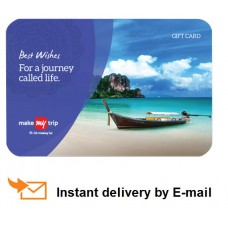 Deals, Discounts & Offers on Entertainment - MakeMyTrip E-Gift Card