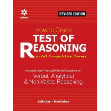 Deals, Discounts & Offers on Books & Media - How to Crack Test Of Reasoning