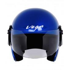 Deals, Discounts & Offers on Car & Bike Accessories - Vega Auto Cruiser Open Face Helmet