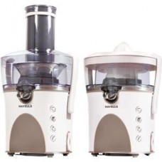 Deals, Discounts & Offers on Home & Kitchen - Havells Fusion Juice Extractor cum Citrus Press