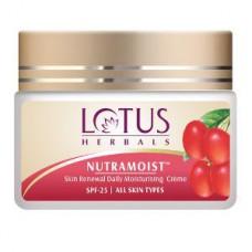Deals, Discounts & Offers on Health & Personal Care - Lotus Herbals Skin Renewal Dailu Moisturising Cream