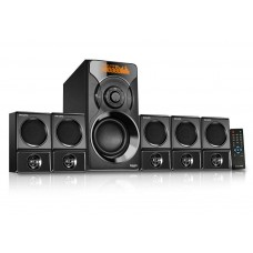 Deals, Discounts & Offers on Electronics - Flow Flash 5.1 Speaker System