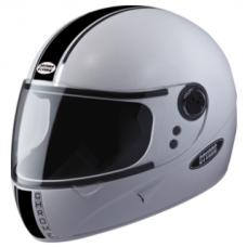 Deals, Discounts & Offers on Car & Bike Accessories - Studds Helmet-Chrome White-Full Face