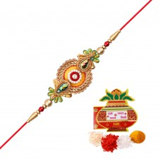 Deals, Discounts & Offers on Home Decor & Festive Needs - Creativity Centre Rakshabandhan  Traditional Mauli Rakhi