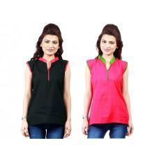 Deals, Discounts & Offers on Women Clothing - Upto 43% off on Sukuma Cotton  Kurtis