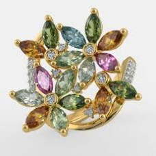 BlueStone Offers and Deals Online - 5% off  on The Gorgeanne Ring