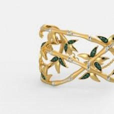BlueStone Offers and Deals Online - 5% off on The Courtlyn Cuff Bangle