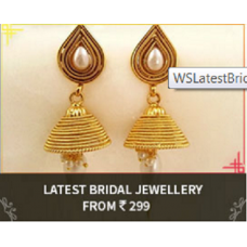 Craftsvilla Offers and Deals Online - Latest Bridal Jewellery From at Rs.299