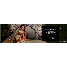 FashionandYou Offers and Deals Online - Wedding Lehengas Starting at Rs.799