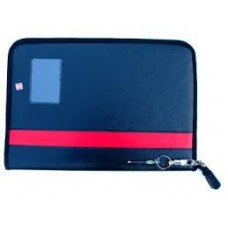 Deals, Discounts & Offers on Stationery - Arts Kraft A4 Leather Portfolio File 20 leaves Document Bag