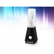 Deals, Discounts & Offers on Electronics - Dancing Water Portable Multimedia Speaker MP3 With FM Player Pen Drive Aux