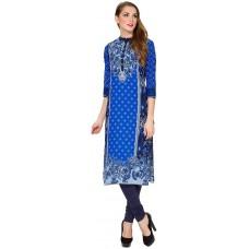 Deals, Discounts & Offers on Women Clothing - Flat 60% off on Vishudh  Straight Kurta