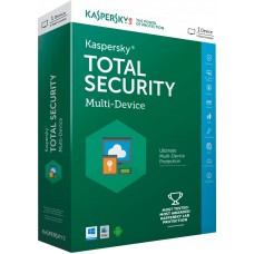 Deals, Discounts & Offers on Computers & Peripherals - Kaspersky Total Security Multi Device