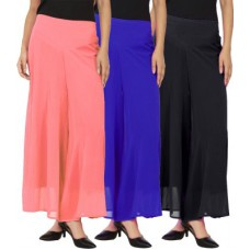Deals, Discounts & Offers on Women Clothing - Flat 77% off on Magrace Regular Fit  Black