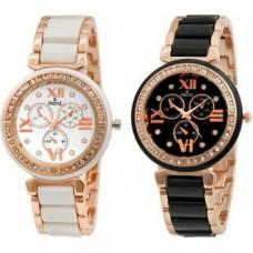 Deals, Discounts & Offers on Women - Swisstyle  Dazzle Analog Watch