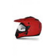 Deals, Discounts & Offers on Accessories - Vega Off Road DV Dull Full Face Helmet Red