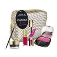 Deals, Discounts & Offers on Personal Care Appliances - L'oreal Paris Cannes Fuchsia Celebration Kit
