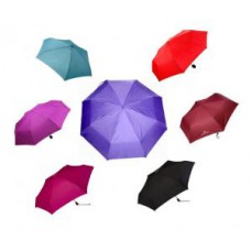 Deals, Discounts & Offers on Women - Flat 25% off on Set Of  Classic  Fold Solid Color  Umbrella