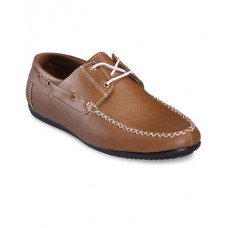 Deals, Discounts & Offers on Foot Wear - Woof Brown Lifestyle Shoes