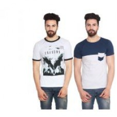 Deals, Discounts & Offers on Men Clothing - Stylogue Mens Casual Tshirt